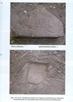 Рис.112 Дулібські символи (спіралі) на різьблених каменях, що розкидані на замковій горі (символізують світобудову)